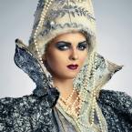 """Mados fotografija """"Ledo karalienė"""""""