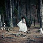 """001 Povestuvinė fotosesija \""""Bėganti su vilkais\"""" - Fotografas Giedrius Jankauskas"""