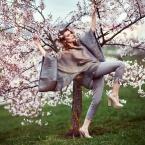 Sakura fotosesija
